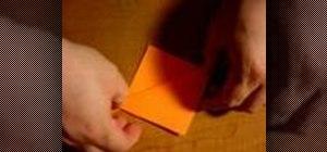 Origami a vagina
