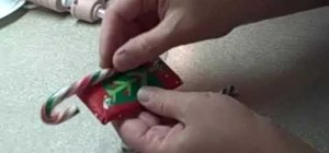 Make a candy Santa's sleigh treat for Christmas