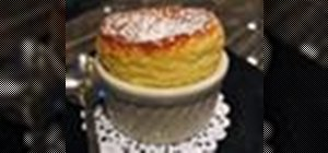 Make the perfect sweet souffle at home