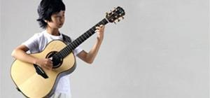 13-Year-Old Guitarist Wows Guitar Pros... and Yoko Ono