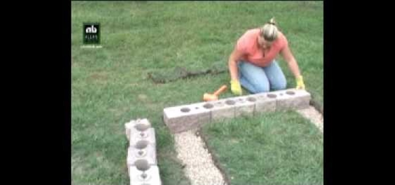 ... Building a compost bin out of cinder blocks « Construction & Repair