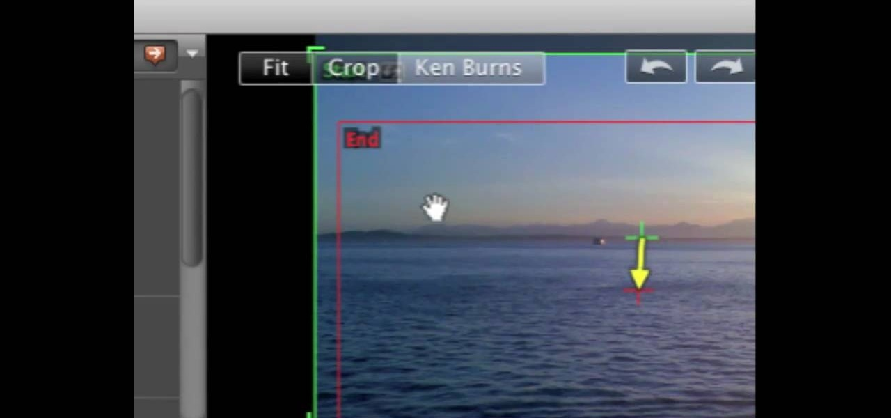 How to Stop iMovie from automatically zooming photos « iMovie