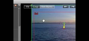 Overlay photos on video and overlay video on video using iMovie