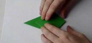 Origami cute kids' toys