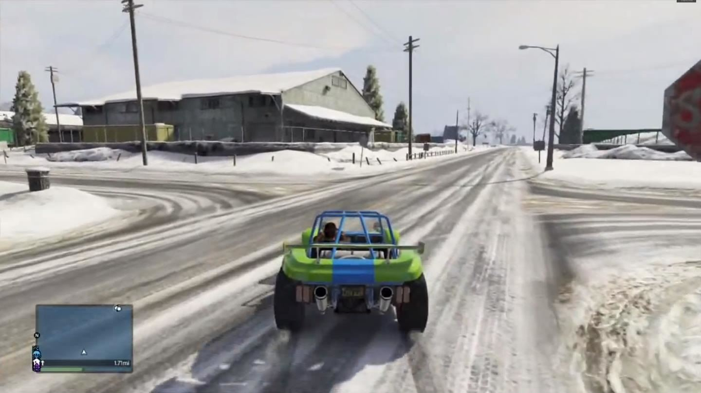 How To Get Into The Secret North Yankton Area In Gta 5 Online