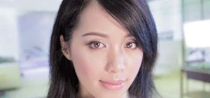 Create a simple and clean makeup look with Michelle Phan