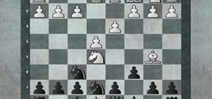 Play the Ruy Lopez Mortimer trap in opening chess