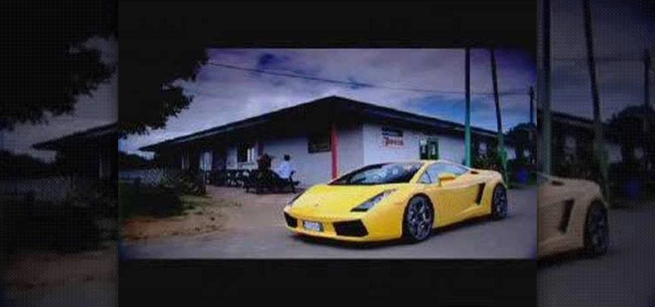 How To Drift A Lamborghini Gallardo With Tiff From Fifth