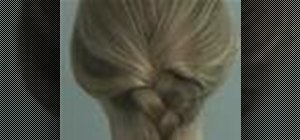 Braid hair in minutes