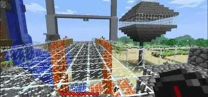 Create a compass in Minecraft
