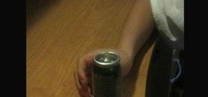 Make a prop smoke grenade/bomb for filmmaking