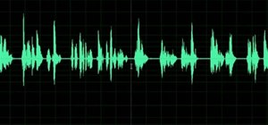 Remove silence from an audio track in Audition 3.0