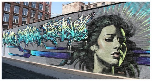 "How to Pick a ""Street Art"" Name."