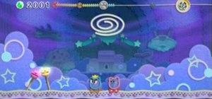 Defeat the boss Yin Yarn in Dream Land on Kirby's Epic Yarn