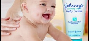Care for the skin of your newborn baby as a new parent