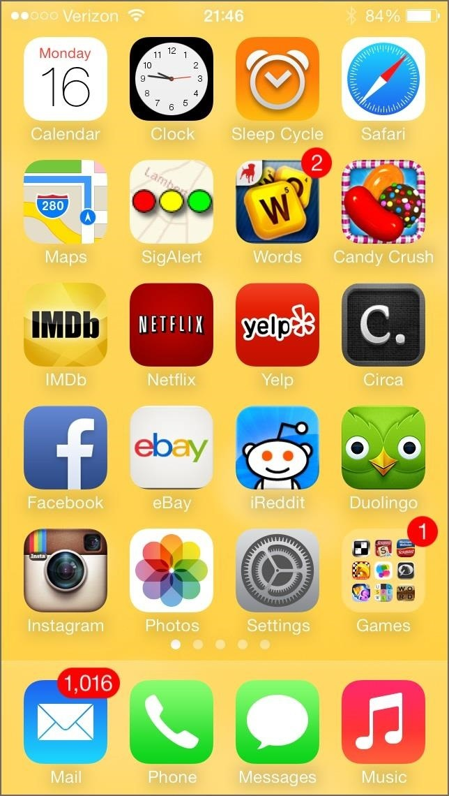 how to change app names iphone
