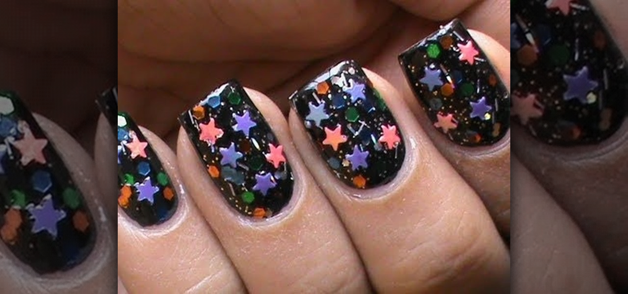 Do Star Nails Art Designs