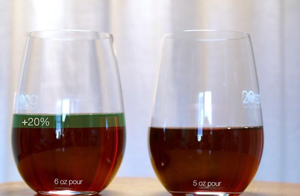 How to Drink Less Wine Without Even Trying