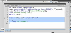Process and compile ActionScript code in Flash Professional CS5