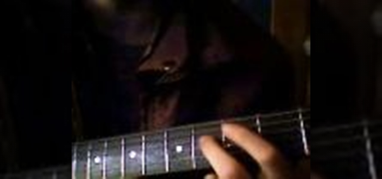 how to play a b chord on the guitar acoustic guitar wonderhowto. Black Bedroom Furniture Sets. Home Design Ideas