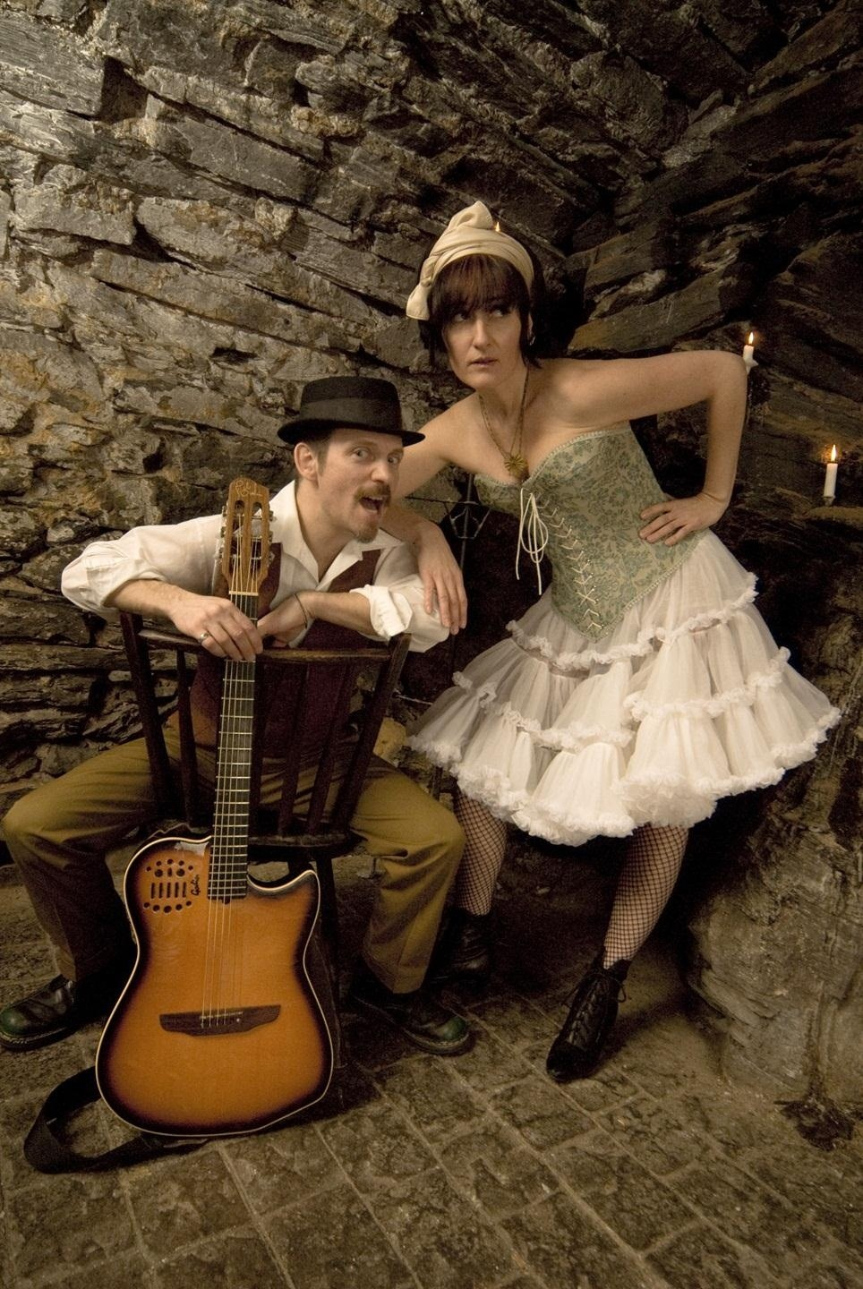 "Artist Spotlight: Frenchy and the Punk Put the ""Punk"" in Steampunk"