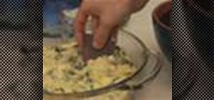 Make spinach-artichoke dip