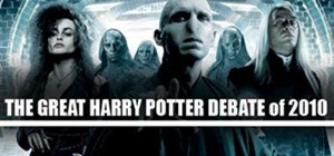 The Great HARRY POTTER Debate 2010