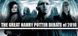 The Great HARRY POTTER Debate 2010