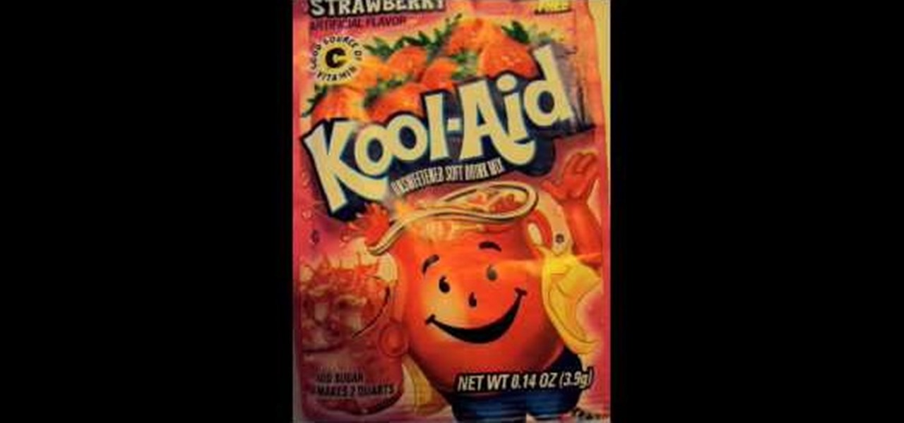 8 Non Drinkable Uses For Kool Aid The Secret Yumiverse Wonderhowto