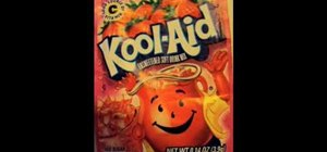 Temporarily dye your hair with Kool-Aid