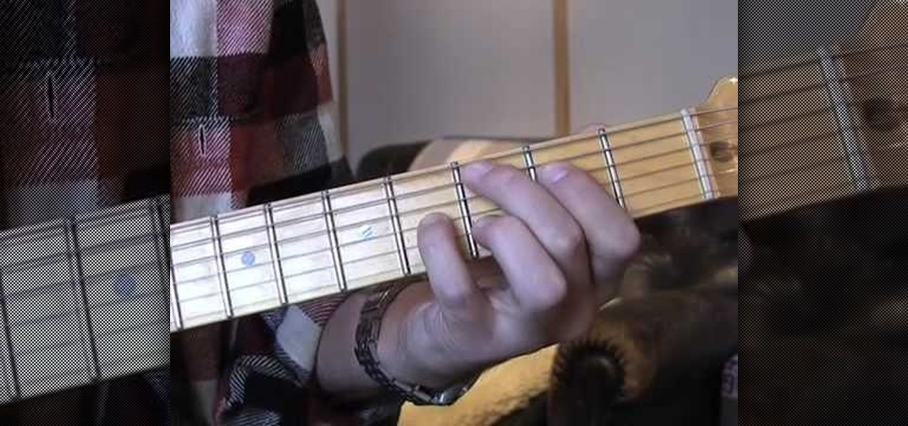 How To Play Jazz Guitar Ii V I Chord Sequences Acoustic Guitar