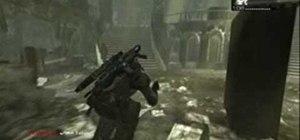 Unlock 15 Weapon Kills Achievement in Gears of War 2