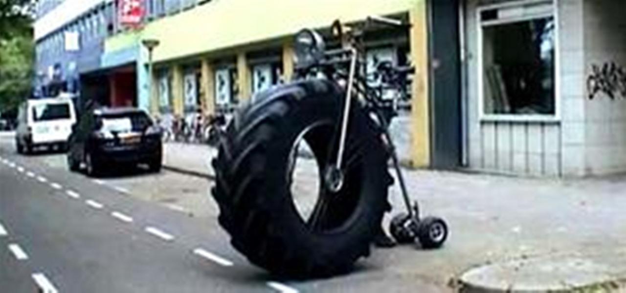 Beware Of The Monster Truck Trike Bicycle Wonderhowto