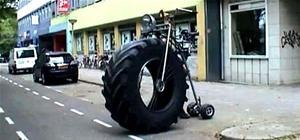Beware of the Monster-Truck-Trike