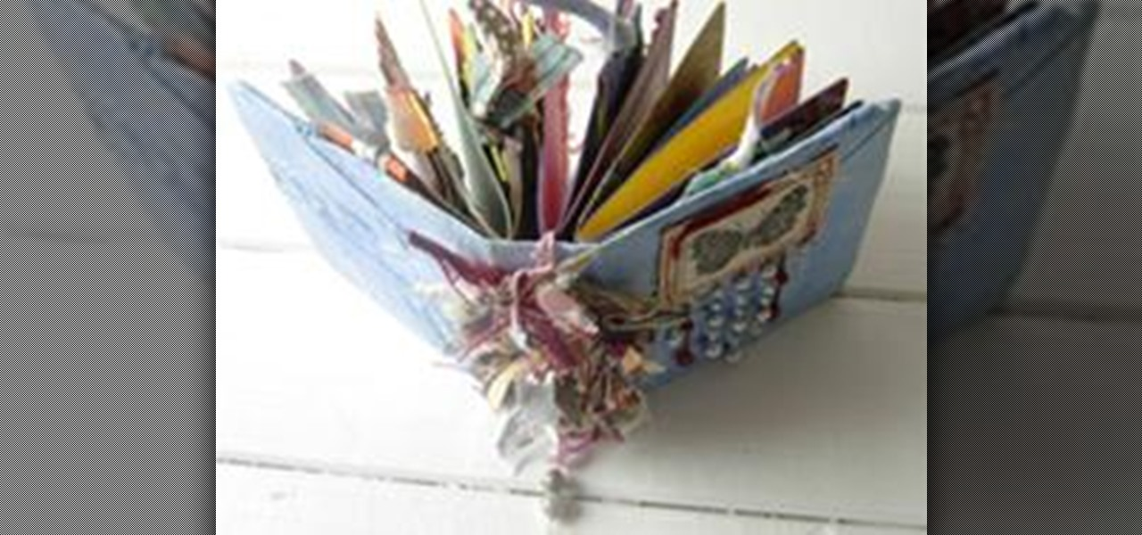 How to make a 100 recycled art journal from cereal boxes how to make a 100 recycled art journal from cereal boxes bookmaking wonderhowto ccuart Images
