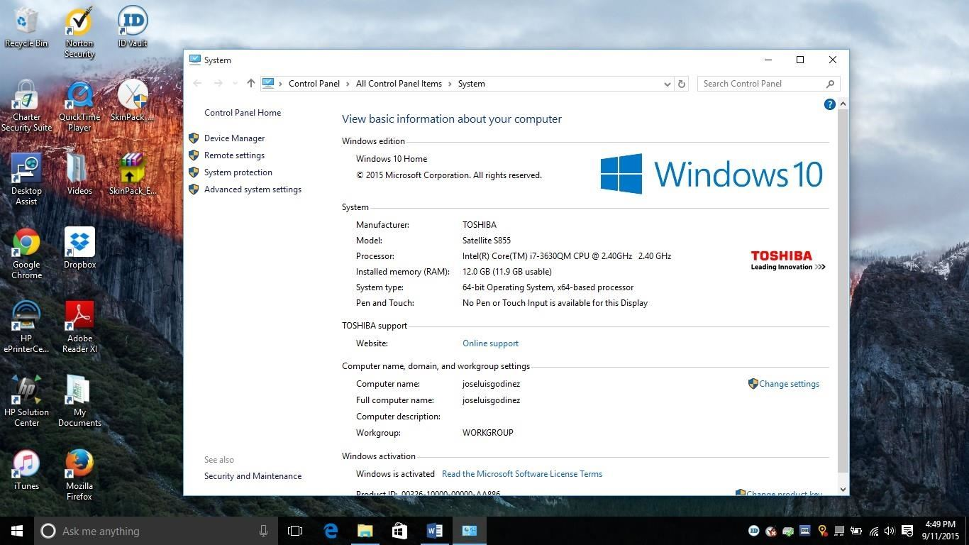 how to run os x software on windows