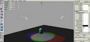 How to Show shadows in the Maya viewport « Maya :: WonderHowTo