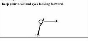 Perform a front flip