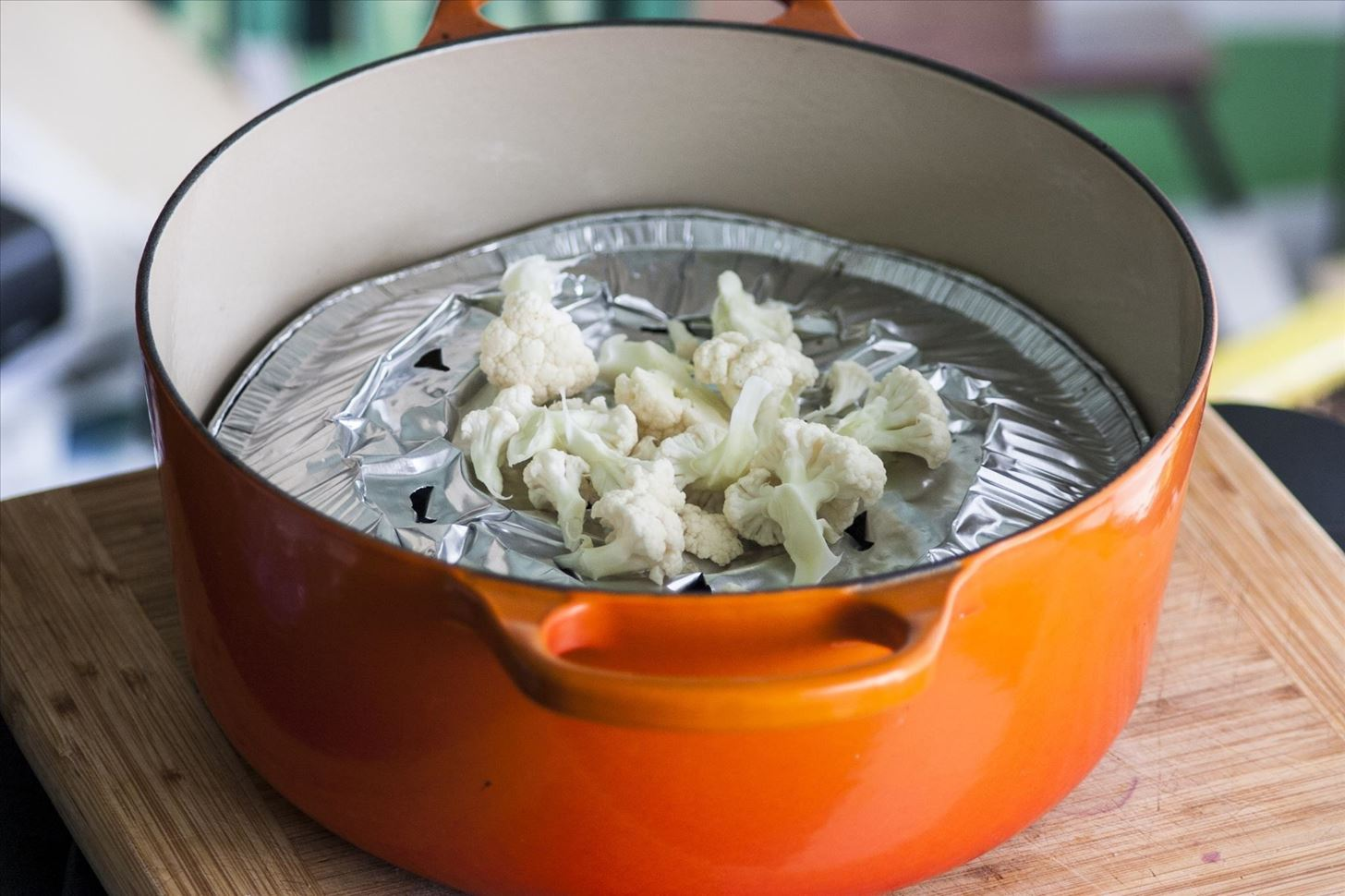 How to Steam Food Without a Steamer Basket