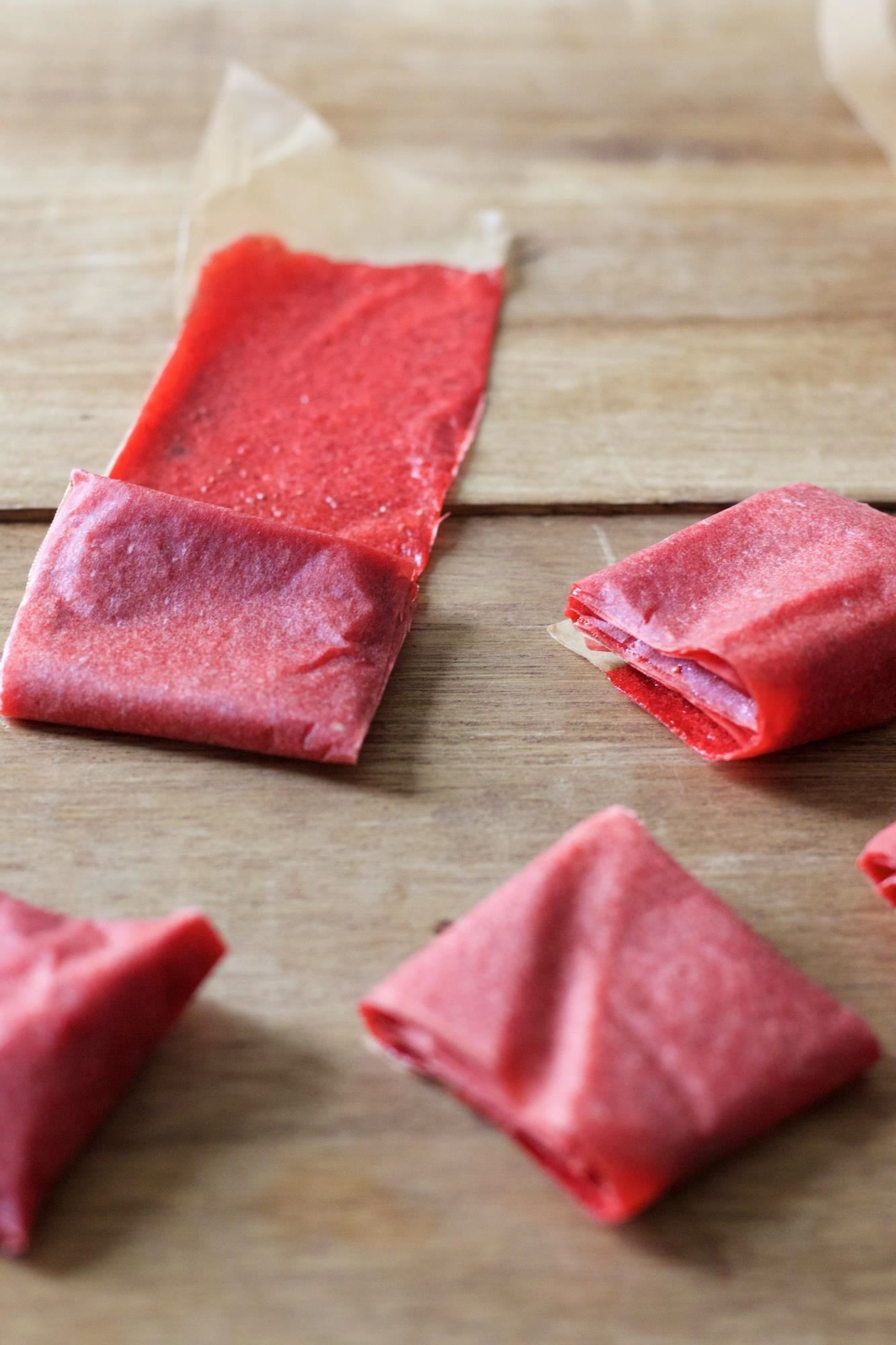 Send Your Kids Back to School with These DIY Fruit Roll-Ups