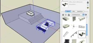 Move components the way you want in SketchUp
