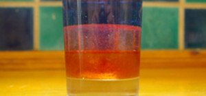 Explore Density, Viscosity and Miscibility with a Colorful Layered Liquid Science Experiment