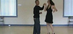 Dance beautiful salsa style with Clara