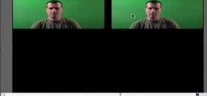 Create a multi screen video in Final Cut Express