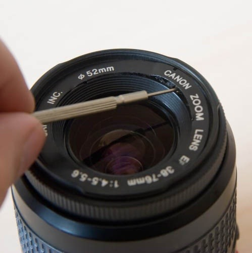 How to Turn an Old Kit Lens into a DSLR Macro Lens in Five Minutes