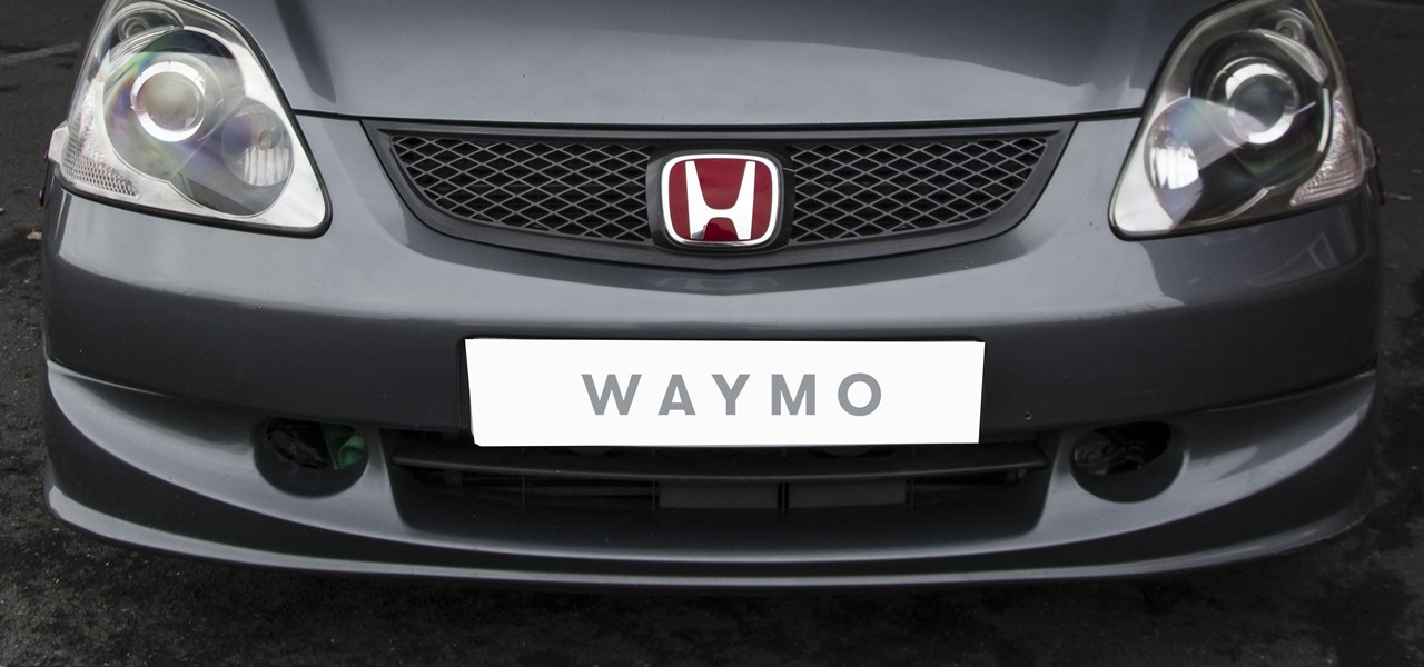 Honda Is Breaking an Unspoken Automaker Rule by Partnering with Waymo