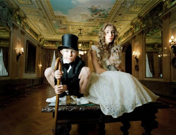 Photo Essay: Children of the Russian Oligarchs