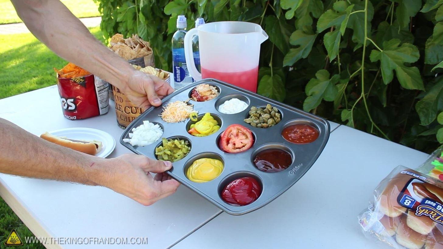 Идеи для пикника с