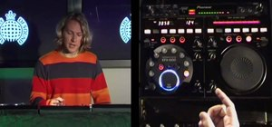Perform digital audio effects with DJ James Zabiela
