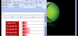 Conditionally format a vertical histogram in Excel 07